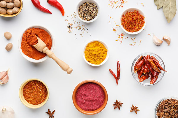 Importance of Spices in Food