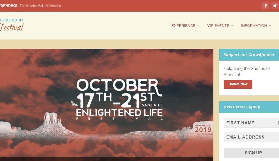Enlightened Life Festival